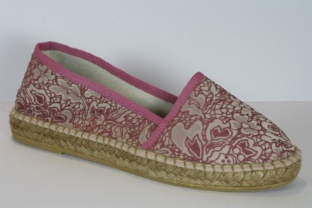 Cotton Espadrille