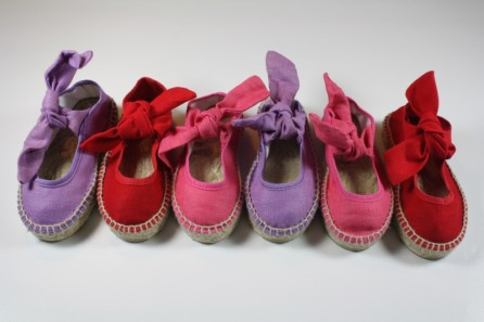 "Espadrille ""Mathilda"" plain color"