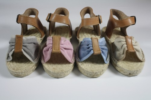 Children Sandals Espadrille