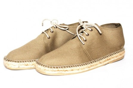 Boots espadrille